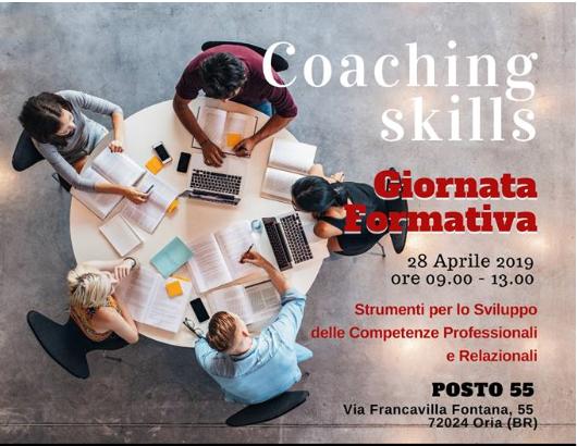 Coaching Skills – Una giornata con il Coach Alex Abate